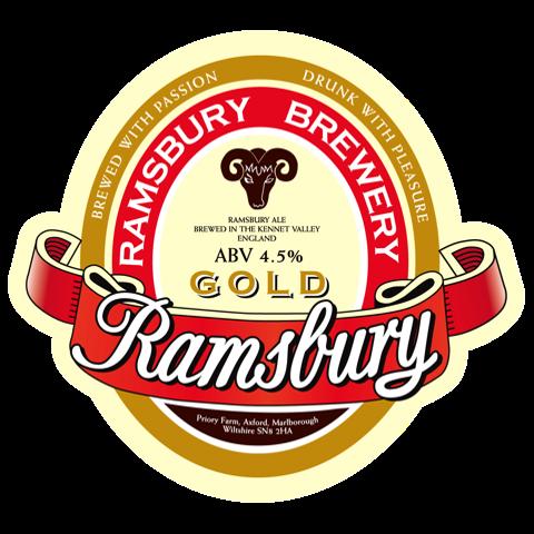 The Ramsbury Brewery Ramsbury Gold