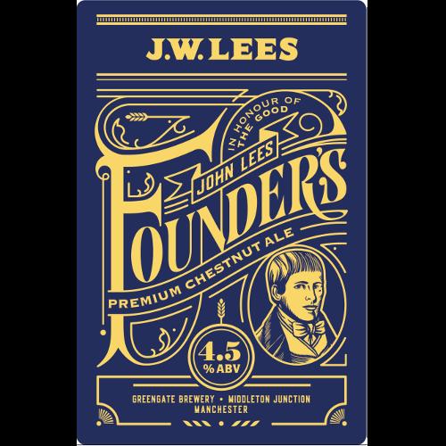 JW Lees Founder's