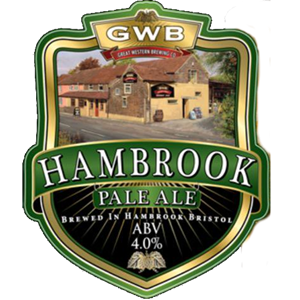 Great Western Brewery Hambrook Pale Ale