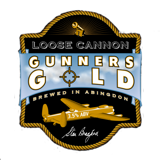 The Loose Cannon Brewery Gunners Gold