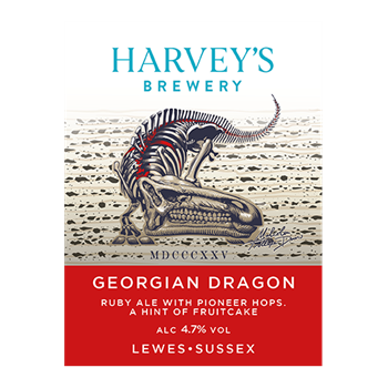 Georgian Dragon Ale