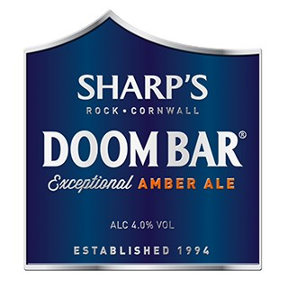 Sharp's Brewery Ltd Doom Bar