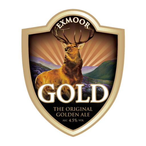 Exmoor Ales Ltd Exmoor Gold
