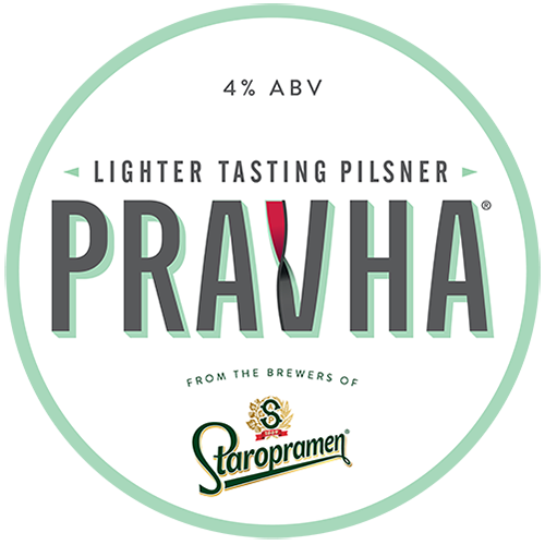 Pravha Lighter Tasting Pilsner