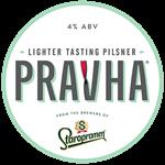 Staropramen Pravha Lighter Tasting Pilsner