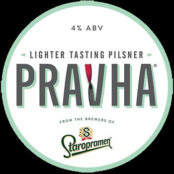 Pravha Lighter Tasting Pilsner