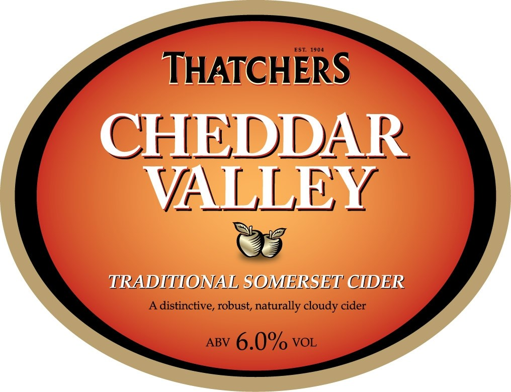 Thatchers Cider Thatchers Cheddar Valley Draught Cider