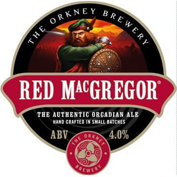Red MacGregor Ruby Ale