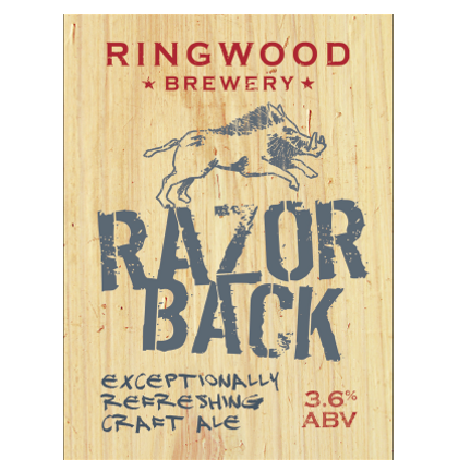 Ringwood Brewery Ltd Razorback