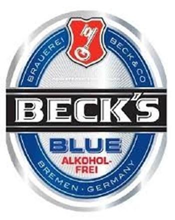 Becks Blue Alcohol Free