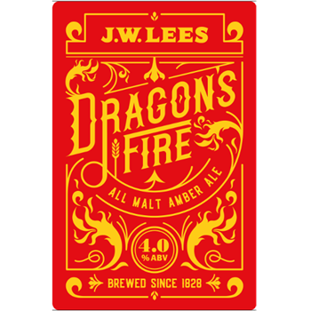 JW Lees Dragon's Fire