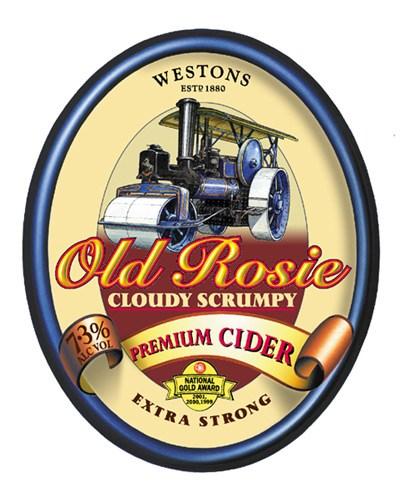 Westons Cider Old Rosie