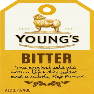 The Eagle Brewery Young's Bitter