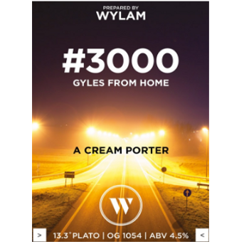 #3000 Gyles From Home