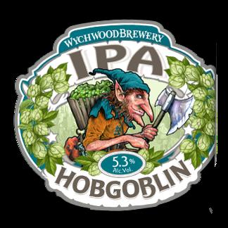 Wychwood Brewery Hobgoblin IPA
