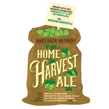Home Harvest Ale