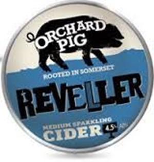 Orchard Pig Brewery Reveller