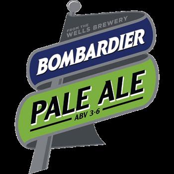 Bombardier Pale Ale