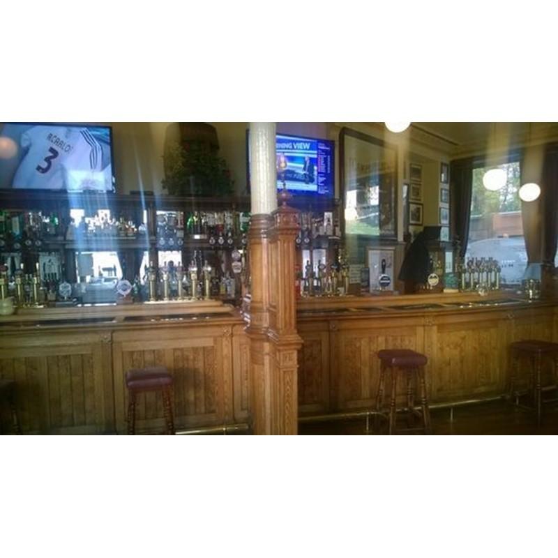 Roseburn Bar