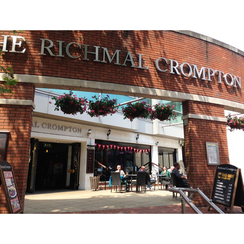 The Richmal Crompton