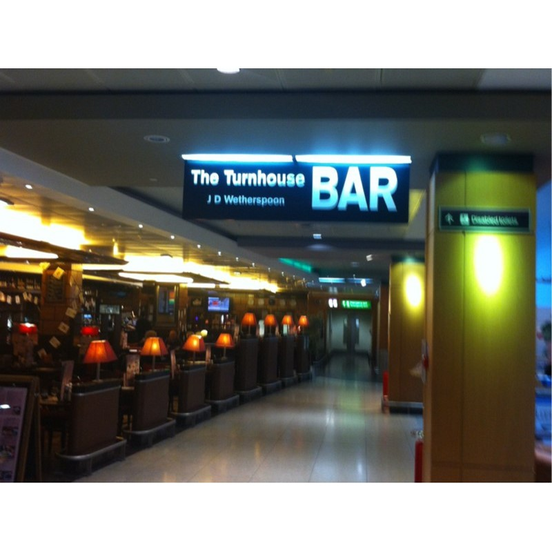 Turnhouse Bar, The