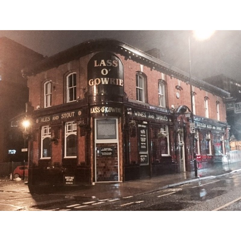 The Lass O' Gowrie