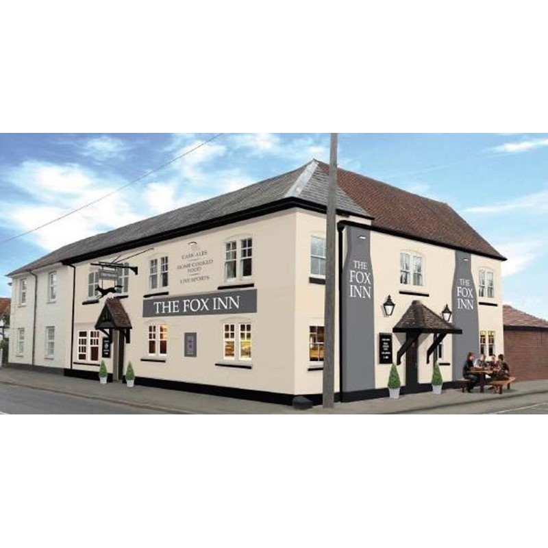 The Fox Inn, Steventon