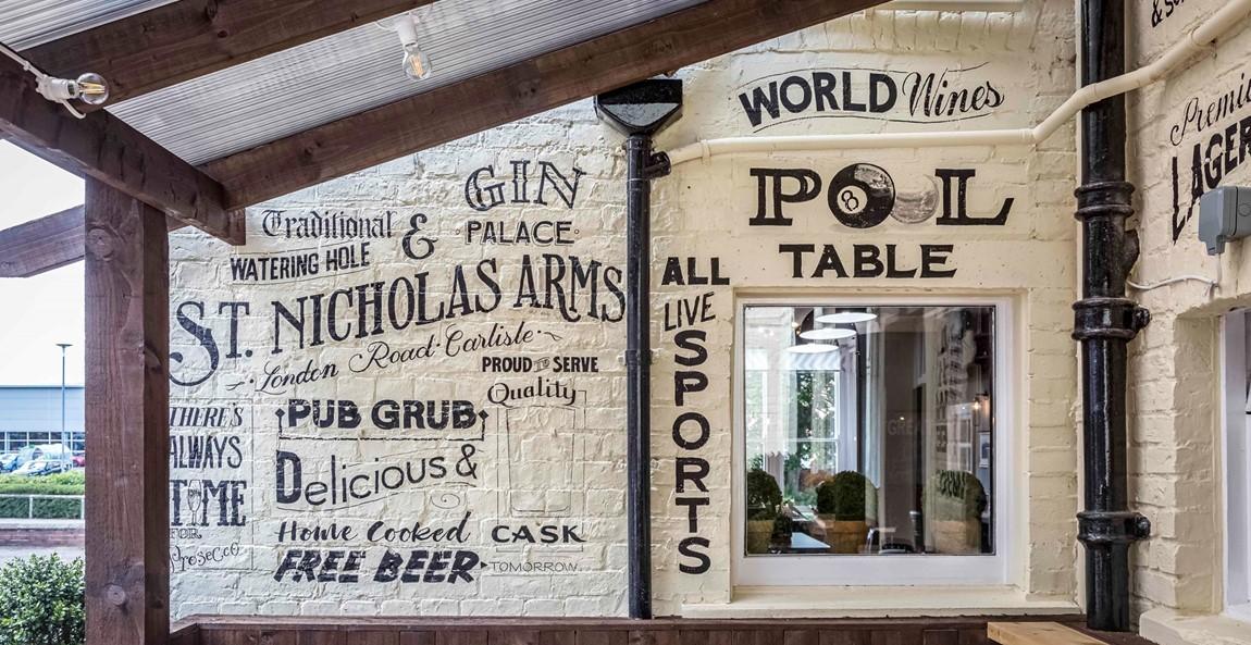 St Nicholas Arms Carlisle