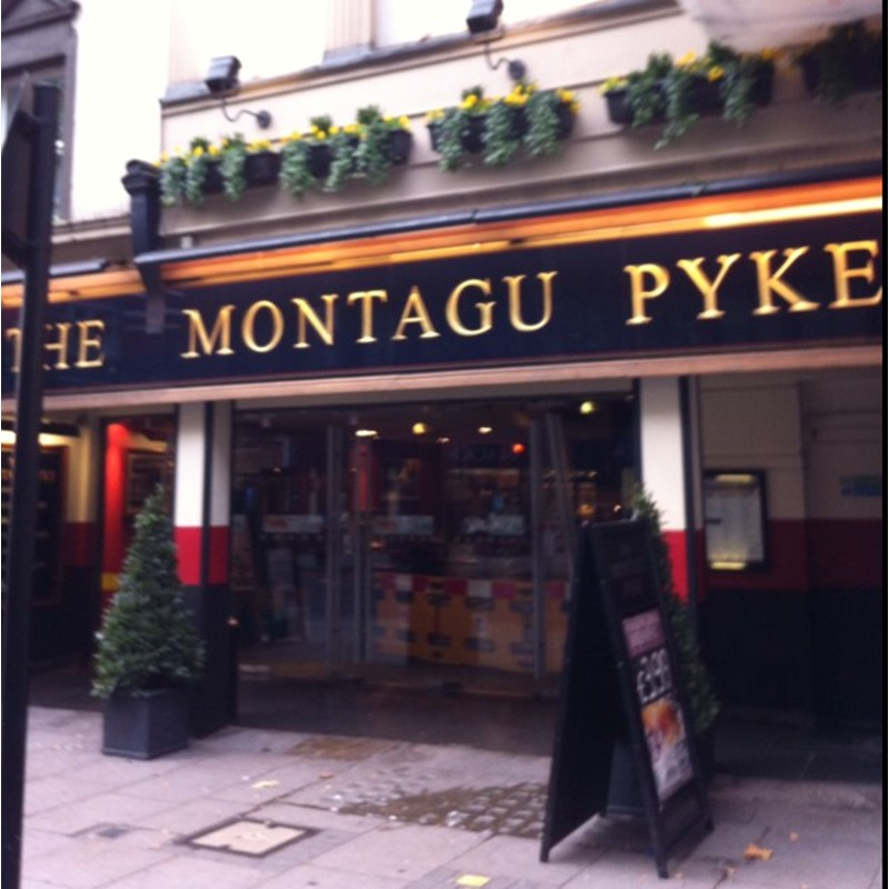 The Montagu Pyke