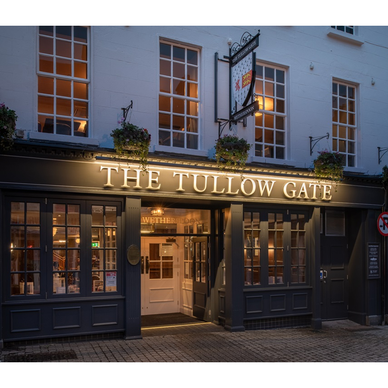 Tullow Gate