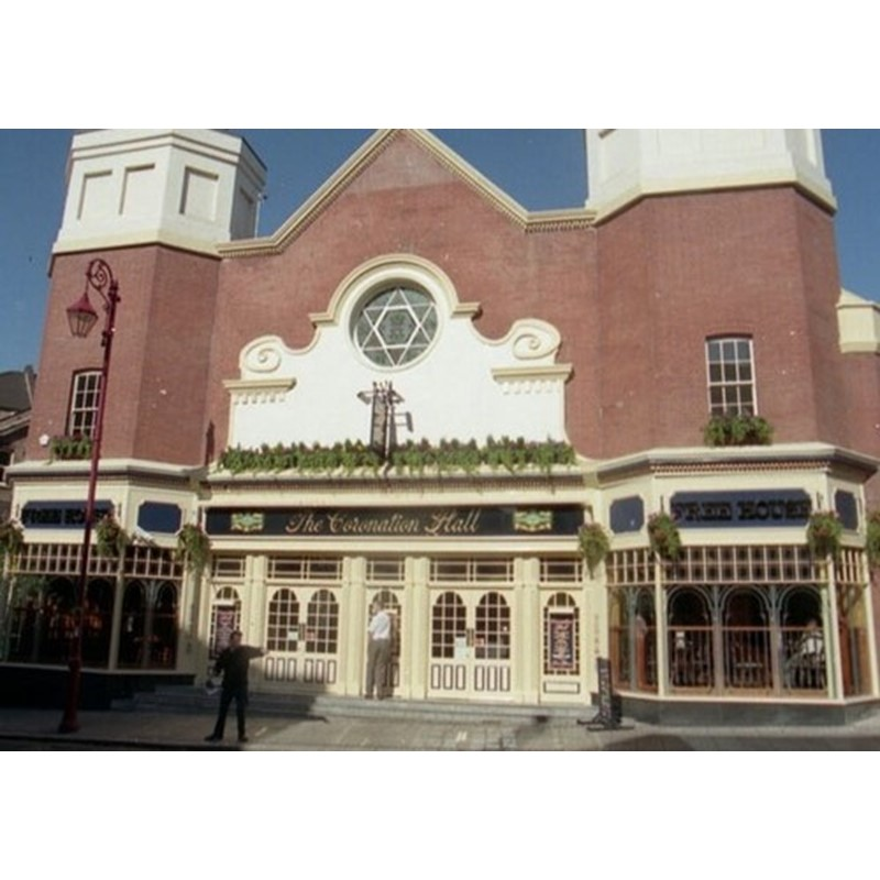 The Coronation Hall