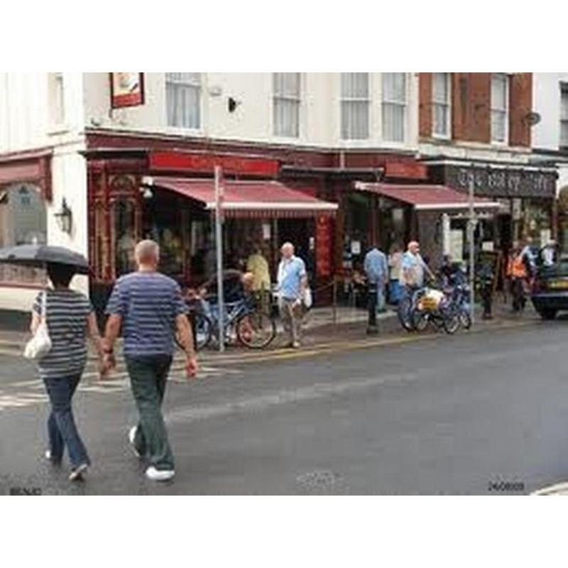 Churchills Bar
