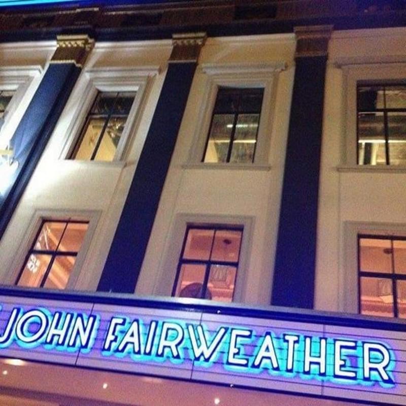 John Fairweather
