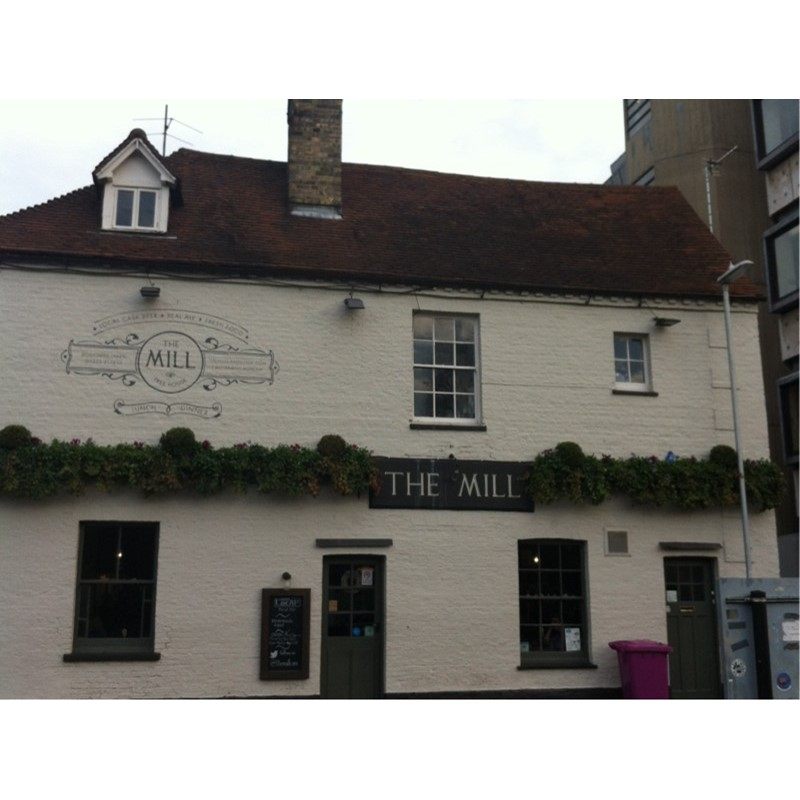 The Mill, Cambridge