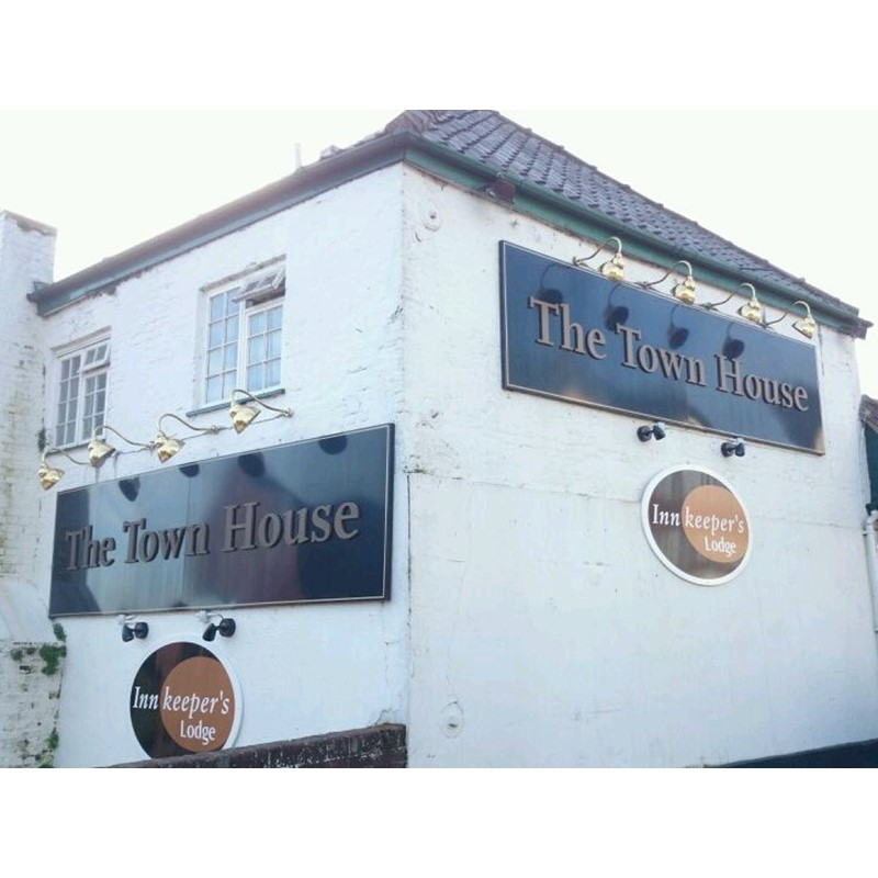 The Town House Hotel