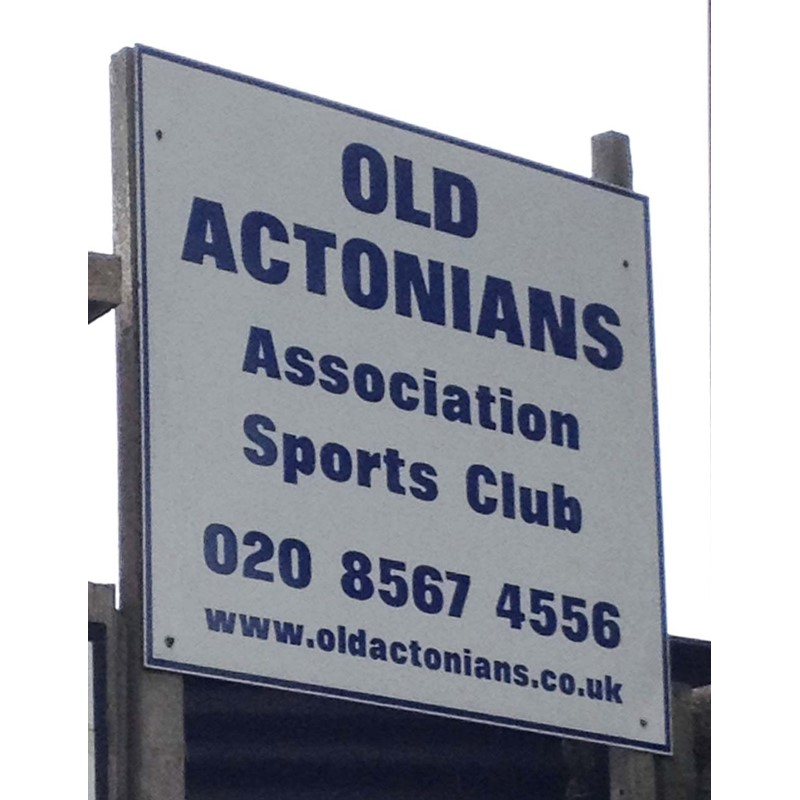Old Actonians Ass. Sports