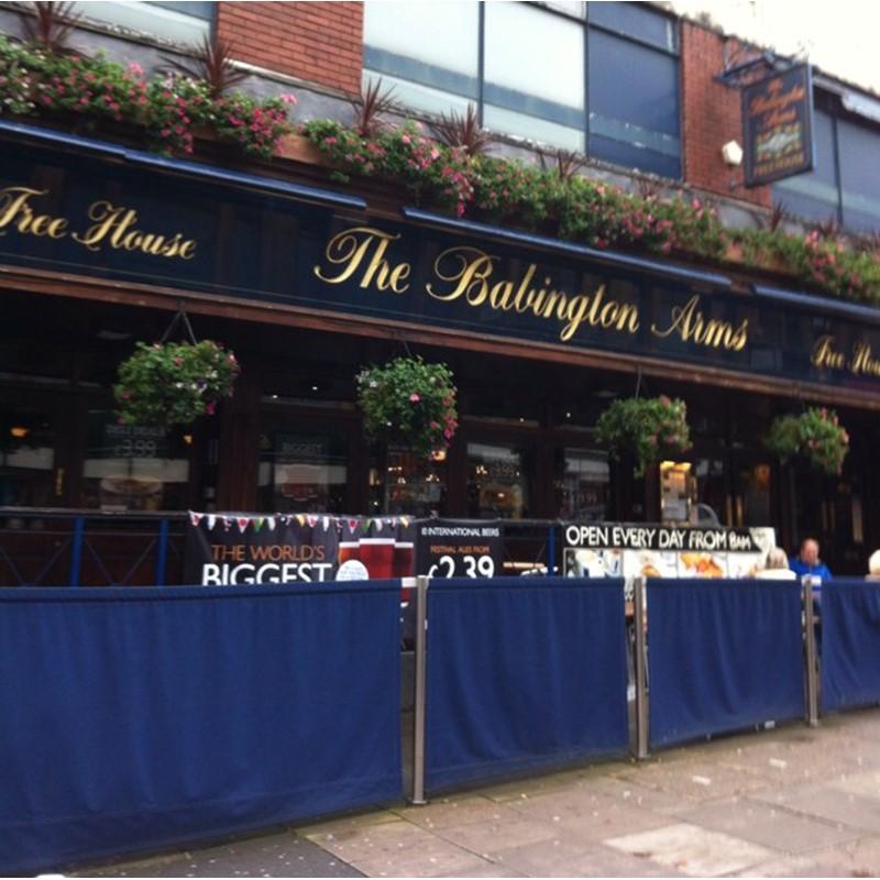 The Babington Arms