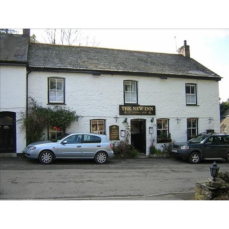 The New Inn, Veryan