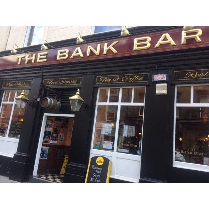 The Bank Bar