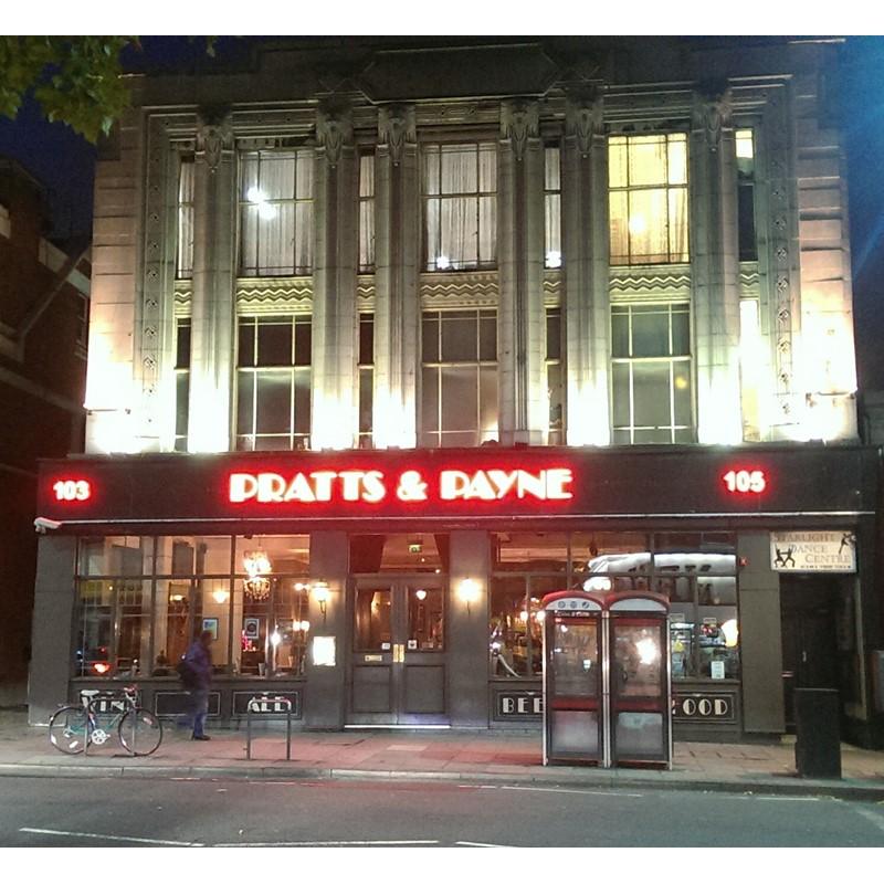 Pratt's & Payne