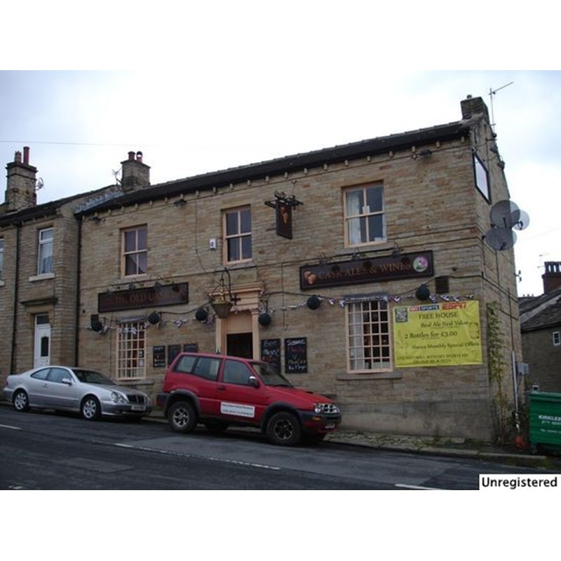 Pearcy Vears Old Cask Inn