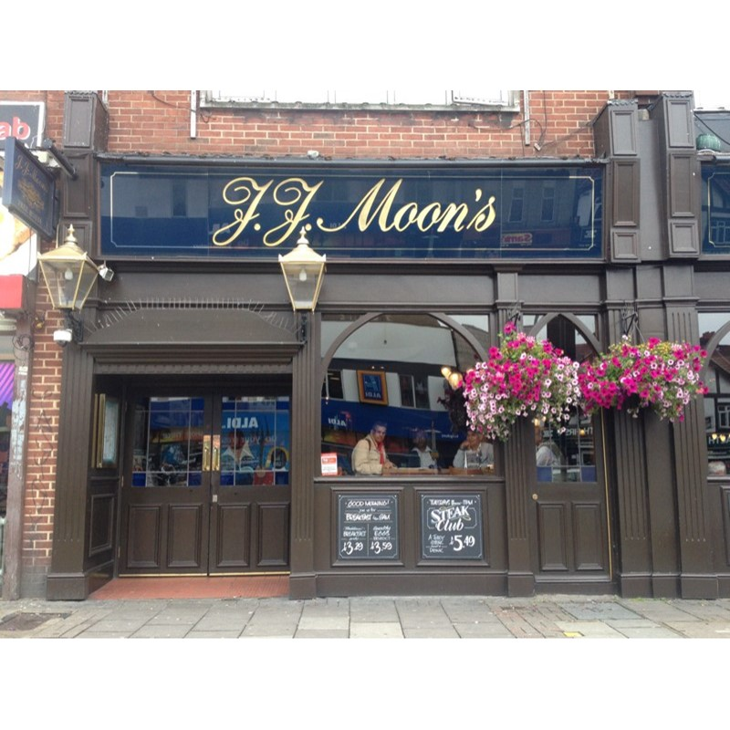 J J Moon's